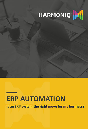 ERP Automation Ebook
